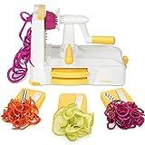 COSORI VS-5 Zestkit Vegetable Spiralizer, 1pack, Orange