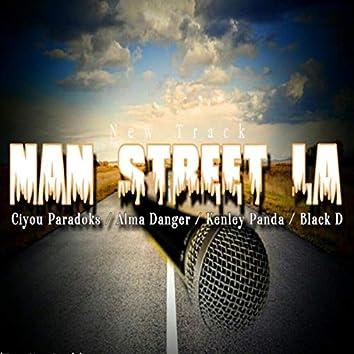 Nan Street La (feat. Alma Danger, Kenly Panda & Black D)