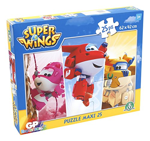 Amazon Puzzle Super Wings
