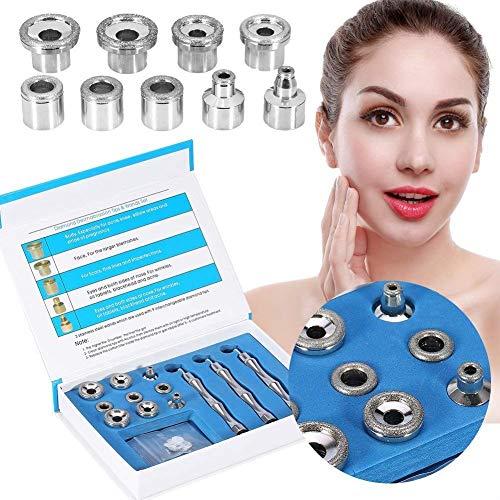 Microdermabrasion Máquina del diamante Cuidado de la piel H