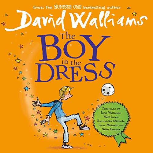 The Boy in the Dress  By  cover art