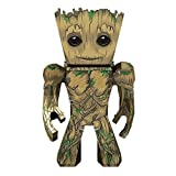 Fascinations Metal Earth Marvel Guardians of The Galaxy Groot 3D Metal Model Kit