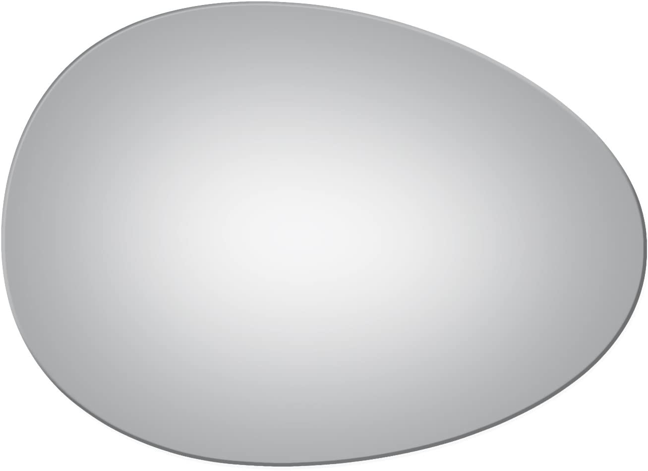 Convex Passenger Max 71% OFF Side Mirror latest Replacement MIN 2007-2015 for Glass