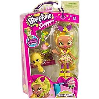 Shopkins Shoppies Doll Single Pack - Lemony L | Shopkin.Toys - Image 1