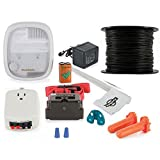 PetSafe Stubborn Dog In-Ground Fence, PIG00-10777 Upgraded Wire (14...