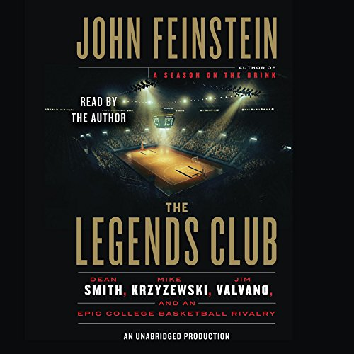 The Legends Club audiobook cover art
