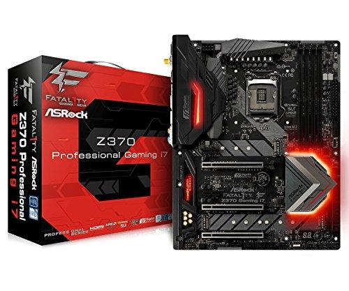 ASRock Motherboard Motherboards Z370 Professional Gaming I7