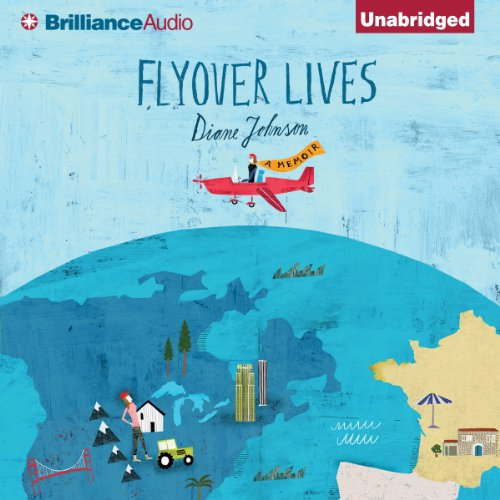 Flyover Lives audiobook cover art