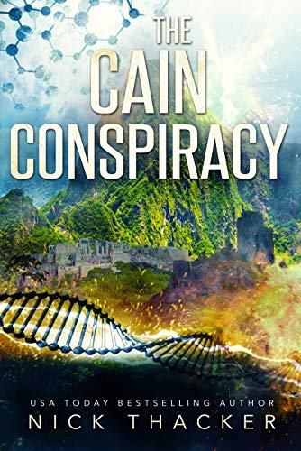The Cain Conspiracy (Harvey Bennett Thrillers Book 8)