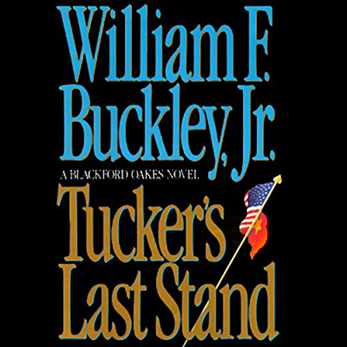 Tucker's Last Stand cover art