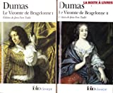 Coffret Vicomte de Bragelonne 3 Volumes