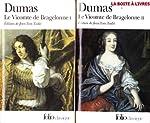 Coffret Vicomte de Bragelonne 3 Volumes d'Alexandre Dumas