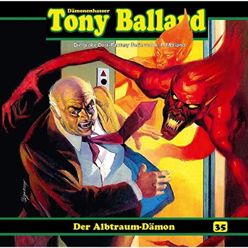 Der Albtraum-Dämon cover art