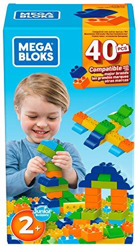 Mega Bloks Junior Builders 40-pc Building Box