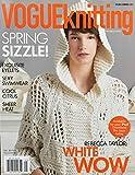 Vogue Knitting International Spring/Summer 2011 Spring Knit Fashion Designs, Bikini Knits, Rebecca Taylor White Designs