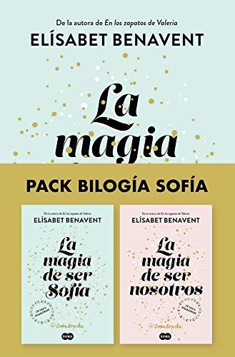 Pack Bilogía Sofía (contiene: La magia de ser Sofía   La magia de ser nosotros)