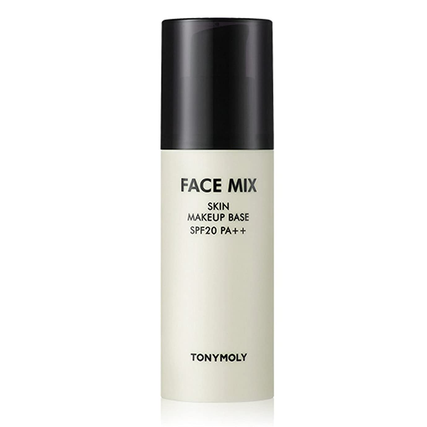 明るくする服を洗う手術TONYMOLY FACE MIX SKIN MAKEUP BASE 02 MIX LAVENDER SPF20 PA+++ 30g