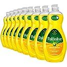 Palmolive Ultra Dishwashing Liquid Dish Soap, Citrus Lemon Scent- 20 Fluid Ounce (9 pack)