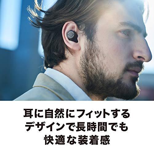 audio-technicaQUIETPOINTノイズキャンセリング完全ワイヤレスイヤホン防滴仕様最大18時間再生ATH-ANC300TW