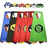Geschenke Jungen Mädchen 3-12 Jahre, Superhelden Masken Spielzeug Junge 3-12 Jahre Superhelden...