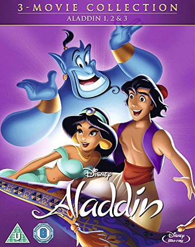 Aladdin Triplepack [Edizione: Regno Unito]