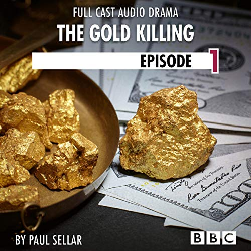The Gold Killing. BBC Afternoon Drama 1 cover art