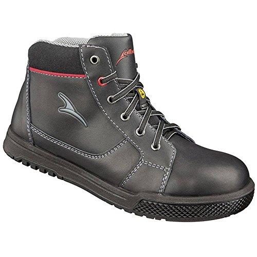 Stiefel von Sicherheit ESD S3Größe: 47Schwarz Rot Albatros 6319401Paar