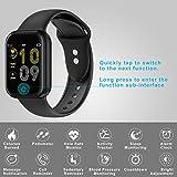 Zoom IMG-2 kungix smartwatch fitness trakcer pressione