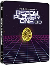 Ready Player One Steelbook 3D & 2D Version UK Limited Edition Steelbook Blu-ray Region free Available now