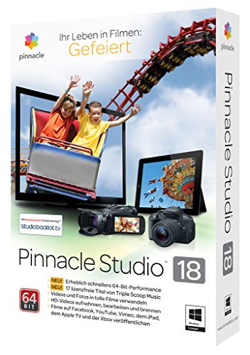 Pinnacle Studio 18 Standard