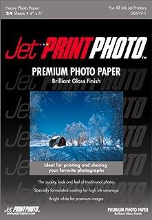 Papel internacional 006191 impressão de jato foto papel fotográfico premium 4 x 6