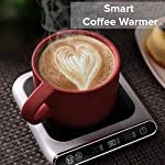 Xisheep-Home-Dcor-Small-Appliances-Smart-Coffee-Warmer-Constant-Temperature-USB-Thermal-Insulation-Base-InsulationSmart-Coaster-White-for-Home-DIY