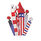 Patriotic Firework Bundle Centerpiece for Fourth of July - Party Decor
