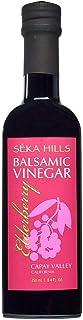 Seka Hills, Vinegar Balsamic Elderberry, 8.45 Fl Oz
