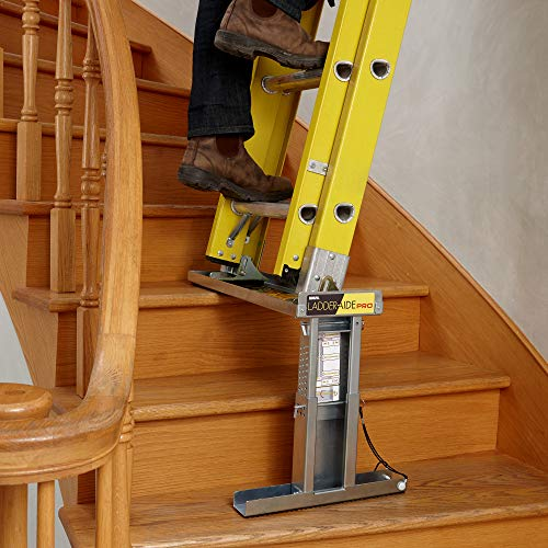 Ideal Security LAP1 PRO for Type 1AA Ladder-Aide, Silver