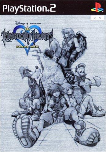 Kingdom Hearts Final Mix [Japan Import] [PlayStation2] (japan import)