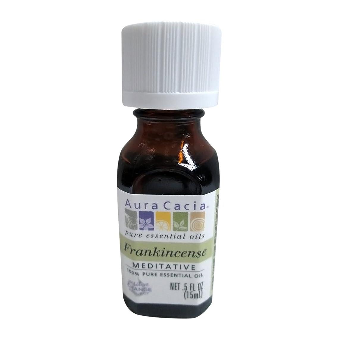 ソフィークモ標高Aura Cacia Frankincense Essential Oil 15 ml (並行輸入品)