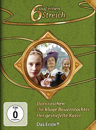 Sechs auf einen Streich - Märchenbox, Vol. 4 (3 DVDs)