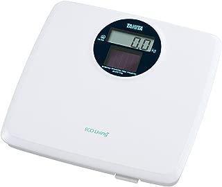 TANITA Digital bathroom scale (solar system) HS-302-WH (White)