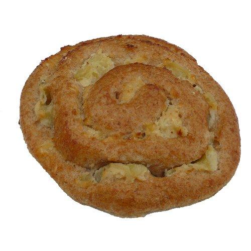 Vollkornbäckerei Fasanenbr Bio Dinkel-Apfelschnecke (1 x 1 Stk)