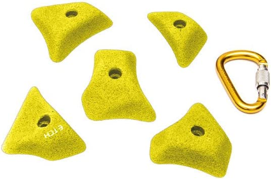 ETCH Mini Slopey Pinches 値引き 最安値 Climbing Hold