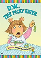 Arthur: Dw the Picky Eater [DVD]
