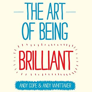 The Art of Being Brilliant cover art
