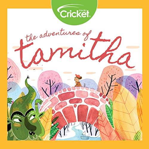 Couverture de The Adventures of Tamitha