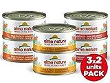 almo nature Multi Pack -Gusti Pollo Assortiti (2 x Coscia di...