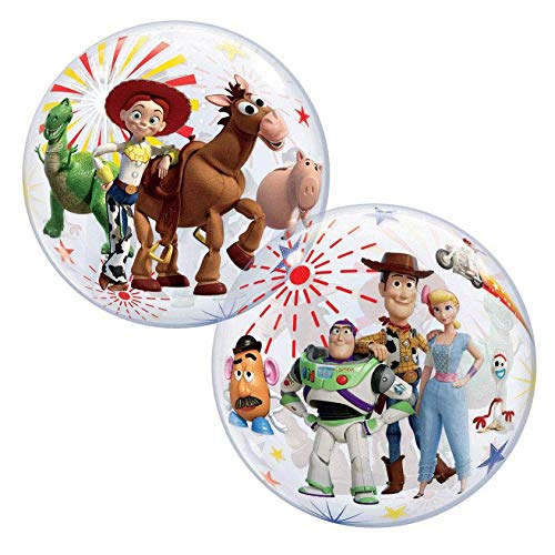 Globo de Toy Story 4 de Qualatex, 56 cm, modelo 92612