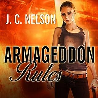 Armageddon Rules audiobook cover art