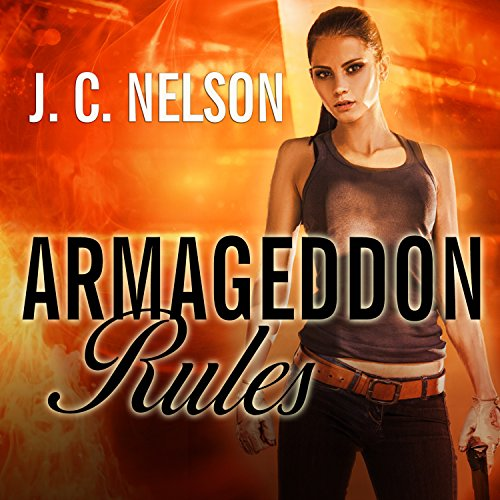 Armageddon Rules audiobook cover art