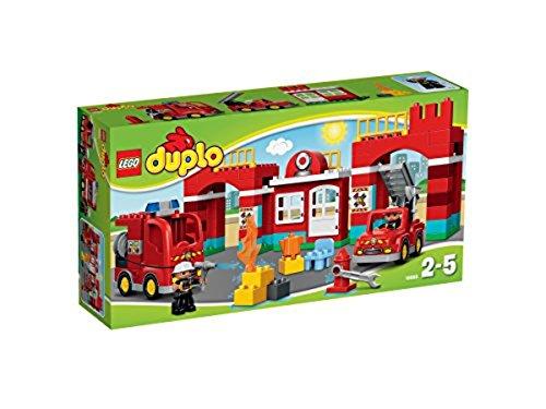 LEGO Duplo 10593 - Feuerwehr-Hauptquartier