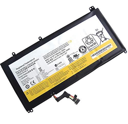 XITAIAN 7100mAh 52Wh 74V L12M4P62 L12L4P62 Ersatz Laptop Akku fur Lenovo Ideapad U430 U530 U530 20289 Touch 2ICP65585 2 121500163